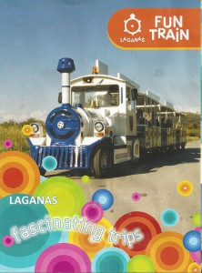 Train Laganas